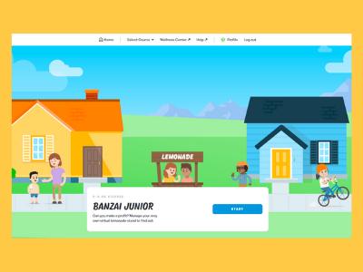 banzai-junior-course