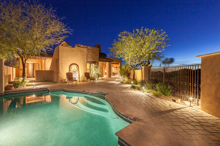 Buying a beautiful house in Arizona