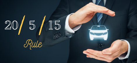 rule of thumb to get the best deal on a car