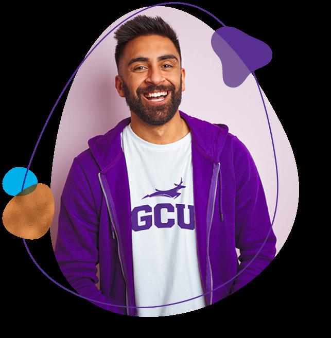 GCU Student Smiling