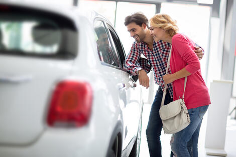 negotiate to get the best deal on a car
