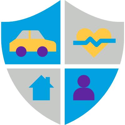 insurance shield image