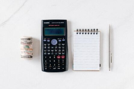 calculate how much money you save